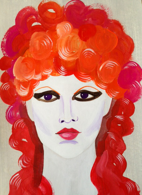poison ivy, ivy rorschach, the cramps